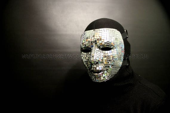 Jabbawockeez Mirror Mask Etsy