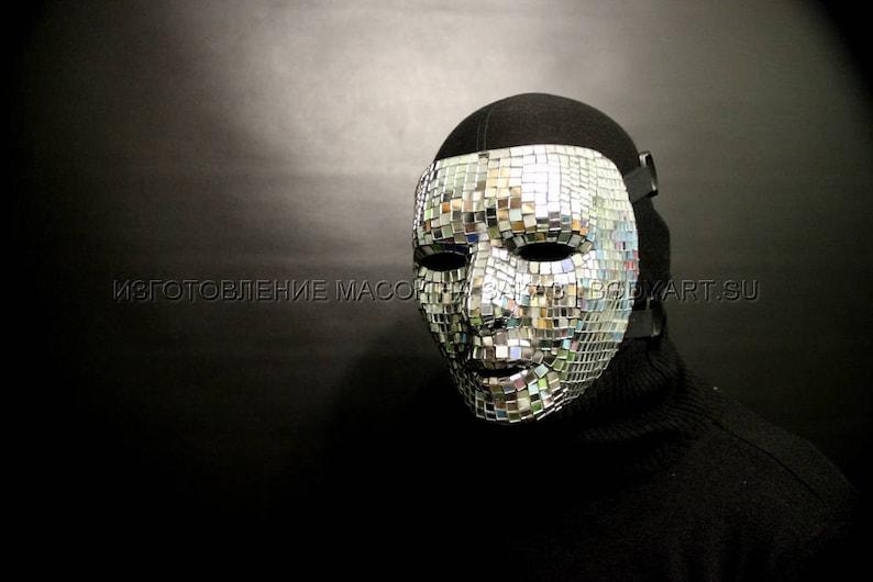 Jabbawockeez Mirror Mask