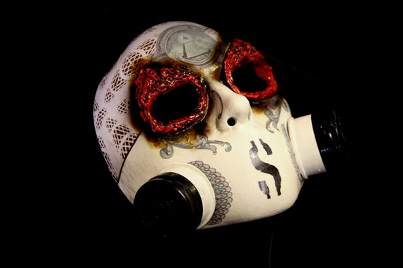 hollywood undead j dog mask