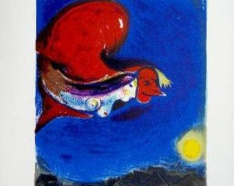 Book | DLM  27-28 Chagall 2  lithographs 1950