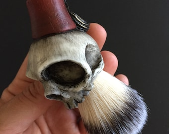 The Shrining Shaving Brush