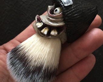 Hobo Shaving Brush (Prototype #1)