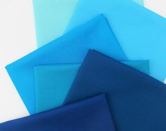 "Arrowhead Quilt Kit in Aqua - Initial K Studio - 6 Yards Total - 64"" x 72"" Finished Size"
