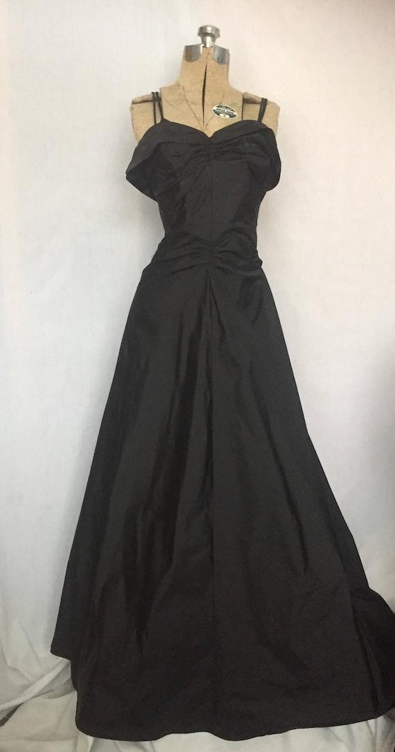 1940\'s Peter Perlburg Ball Gown   Etsy