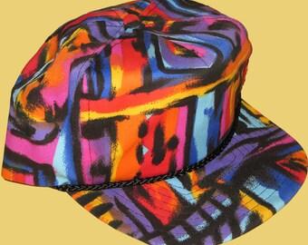 Vintage Fresh Prince   Coachella   Real World Snapback Hat - Deadstock
