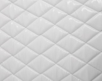 Vinyl Quilted Fabric Etsy