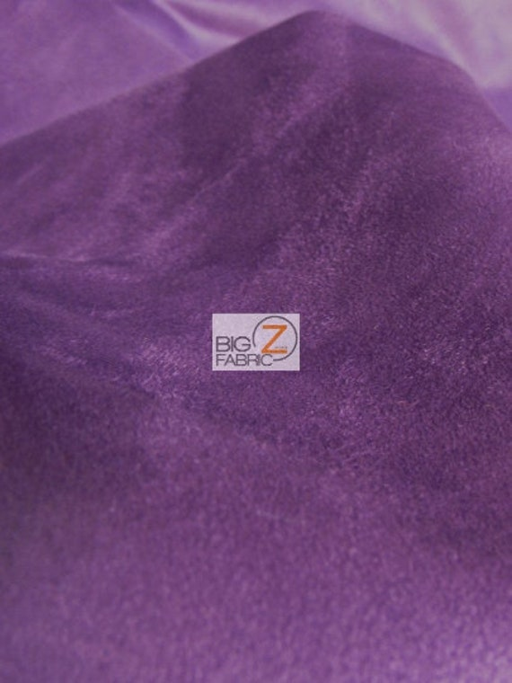 Fuchsia Micro Faux polyester Suede Upholstery Fabric 30 yards on roll free ship