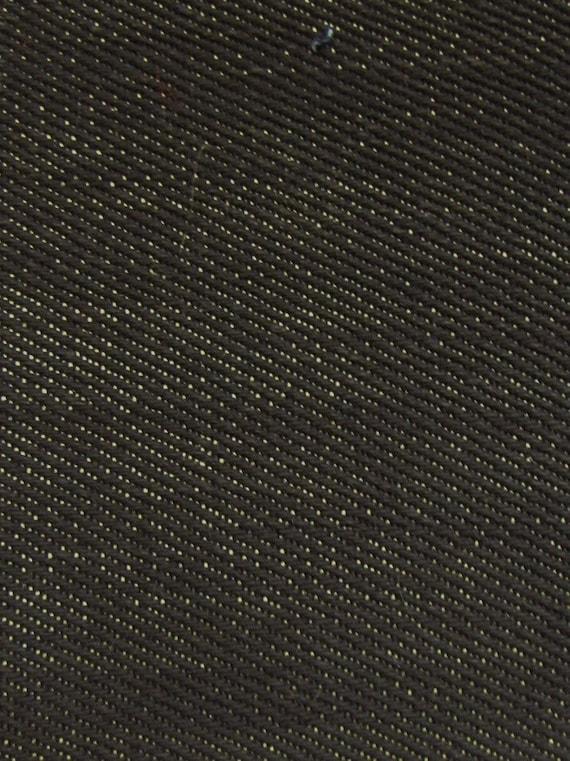 Sporting Kevlar Selvage Denim Fabric Black By The Yard Etsy