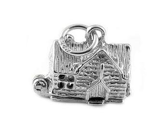 NUVO Vintage sterling silver charm soda syphon blaster