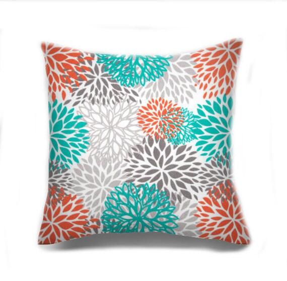 Awesome Decorative Throw Pillows 16 X 16 Orange Throw Pillow Covers Turquoise Gray Decorative Throw Pillows Aqua Indoor Outdoor Theyellowbook Wood Chair Design Ideas Theyellowbookinfo