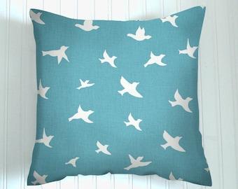 Blue   Pillow Cover.Decorator Pillow Cover.Home Decor. Coastal  Blue .Cushions. Cushion.Pillow. Accent Pillow