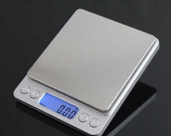 Superior Digital Scale. Resin Casting. 3kg/0.1g new in a box