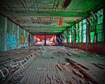 Detroit Photography - Packard Plant - Detroit