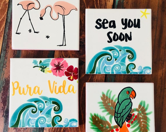 Pura Vida / Costa Rica / Pure Life / Decor / Sign / sea gypsy california /Hippie/boho/gypsy/anthropologie/urban outfitters/wholesale