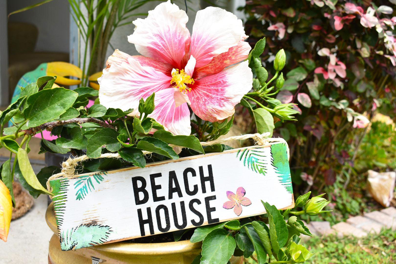 Beach House Sign Beach House Decor Beach Signs Wholesale Home