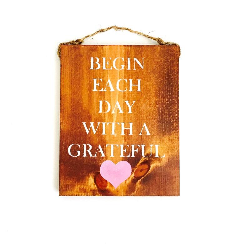 grateful / anthropologie / sign / sea gypsy / brandy melville / gift /  wholesale / boho