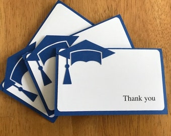 Graduation Thank You Notes (10 pack)