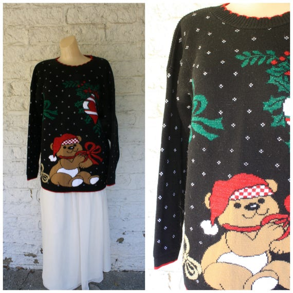 Ugly Christmas Sweater / Christmas Party Sweater /