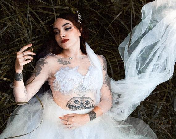 Grace Bridal Top