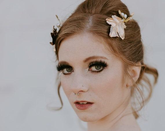 Adora Bridal Hair Vine