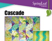 Cascade PDF Quilt Pattern
