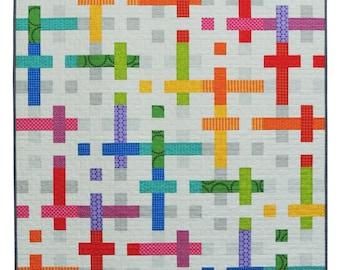 Matrix PDF Quilt Pattern