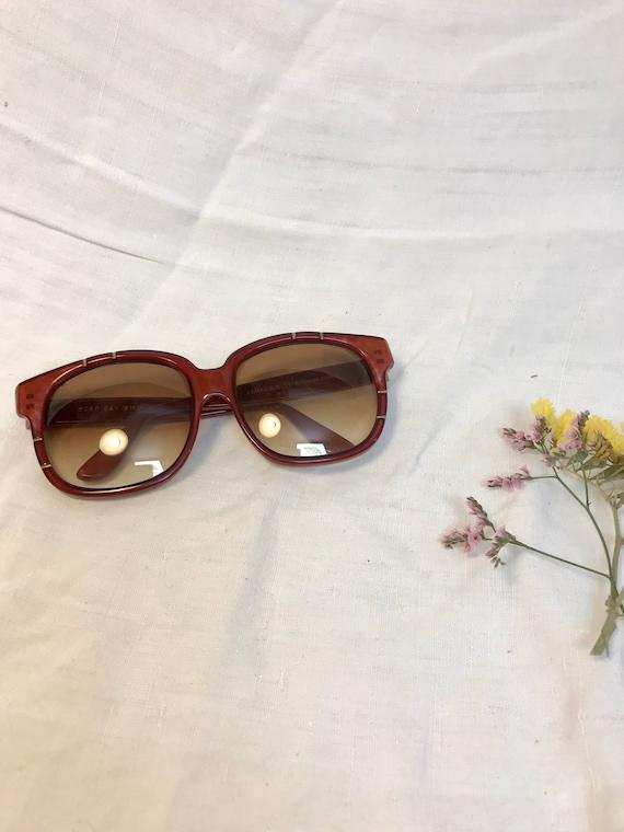 Emmanuelle Khanh  vintage 70's sunglasses , oversi