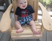 Junior Adirondack Chair Kit