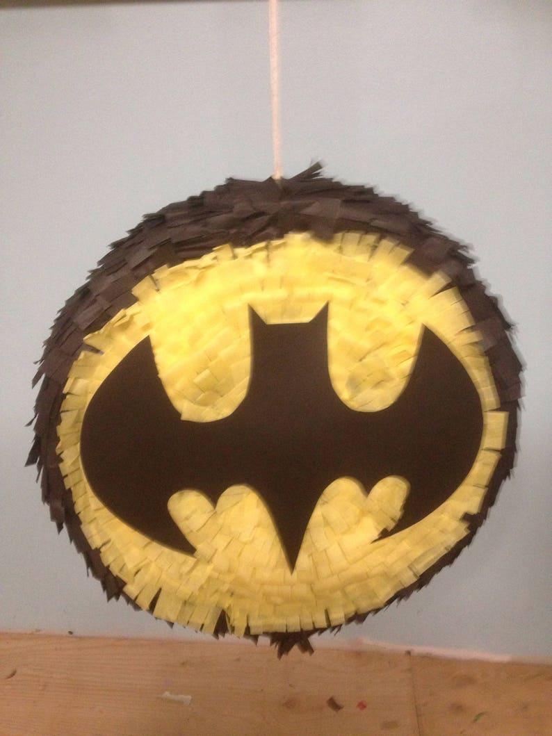 Batman pinata