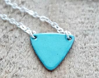 Enamel Necklaces