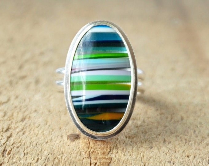 Featured listing image: Surfite Statement Ring, Size 8 1/2