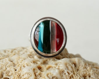 Surfite Statement Ring, Size 6 1/4