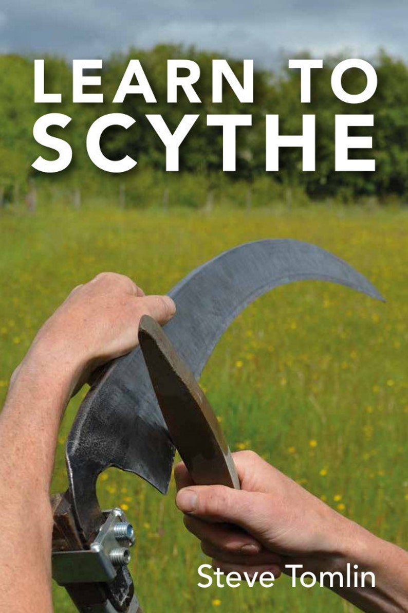 Learn to Scythe instruction book image 0