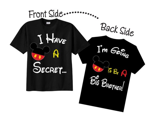 Big Brother Shirt, Big Brother T-Shirt Again I/'m Going To Be A Big Brother..