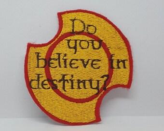 Do You Believe In Destiny? Patch