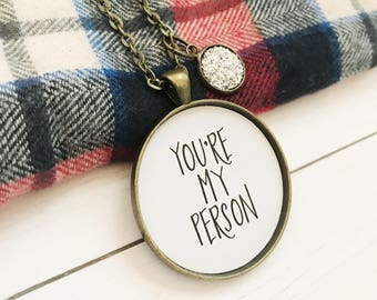Best Friend Gifts, Best Friend Necklace, Best Friend Birthday Gift, Cousin Necklace,Sister Jewelry