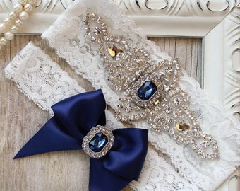 Wedding garter, NO SLIP GRIP garter, garters for wedding or prom that can be monogrammed. Personalized garters in several colors.