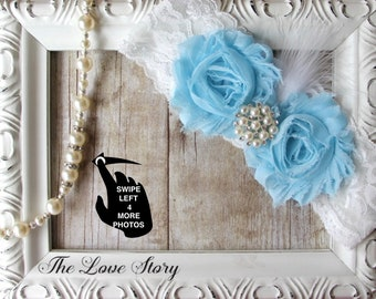 No Slip Wedding garter. Customizable bridal garter belt that can also be personalized. Perfect garters for wedding or prom. THE LOVE STORY