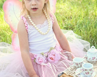 Baby headband, Marabou feather headband, Easter Headband, baby girl headband, newborn headband,