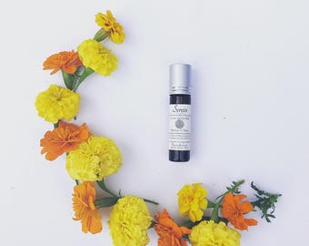 Essential Oil Perfume, Natural Perfume, All Natural Perfume oil, Aromatherapy Blend, Roll-On Natural Perfume