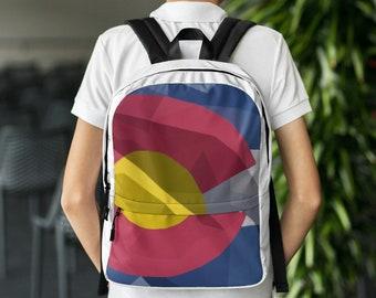 e286323f3716 Colorado backpack | Etsy