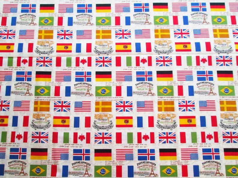 pillow Case Canada Italy UK Brazil Spain Denmark Germany Nation Flag Bath Curtain international Tote Bag USA Flag Table cover CT697