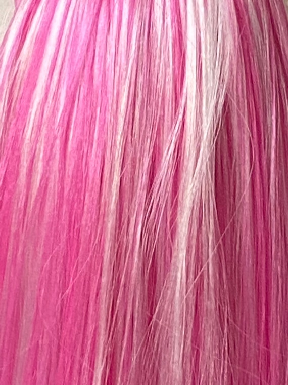 Thistle Nylon Doll Hair for rerooting