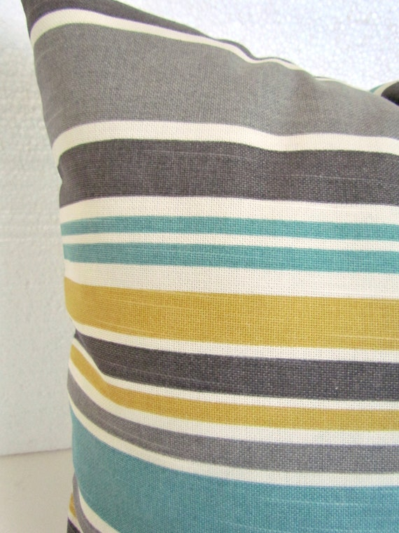 Tremendous Turquoise Pillows Yellow Pillow Covers Teal Throw Pillows Gray Pillow Gold Yellow Throw Pillow Covers 16 18X18 20 Mint Grey Striped Pillows Pdpeps Interior Chair Design Pdpepsorg