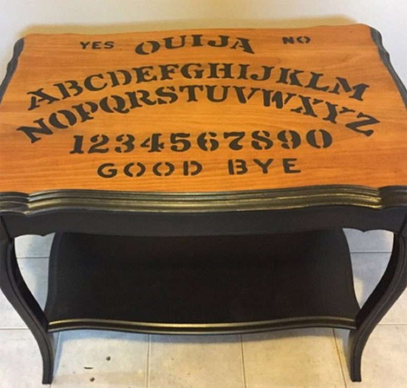 Halloween Decor OUIJA BOARD STENCIL Art Craft and Decorating image 0