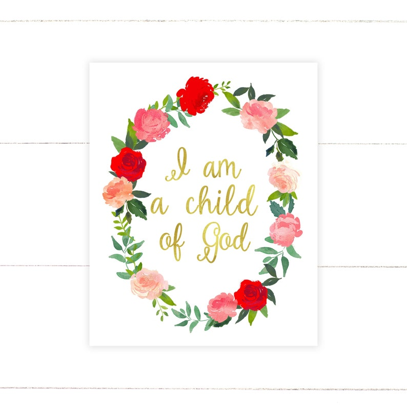 image regarding I Am a Child of God Printable referred to as I am a kid of God - Printable - Prompt Obtain - Kid of God pdf - Fundamental - Terrific in the direction of be 8 - Baptism - LDS - do-it-yourself - handout - small children