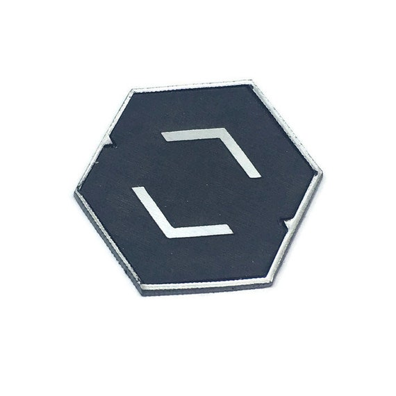 Wood & Acrylic Mini Shapes.8 Pieces. Rewind Fast Forward Mini  Laser Cut Supplies
