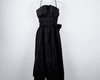 Sax Jessica Artículos Gunne Vestido Negro Similares A Mcclintock hrtsQdCx