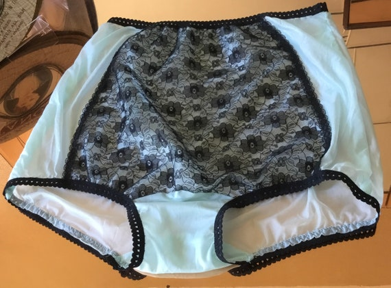 exclusive shoes pretty cheap better price vintage style nylon knickers panties sissy fetish