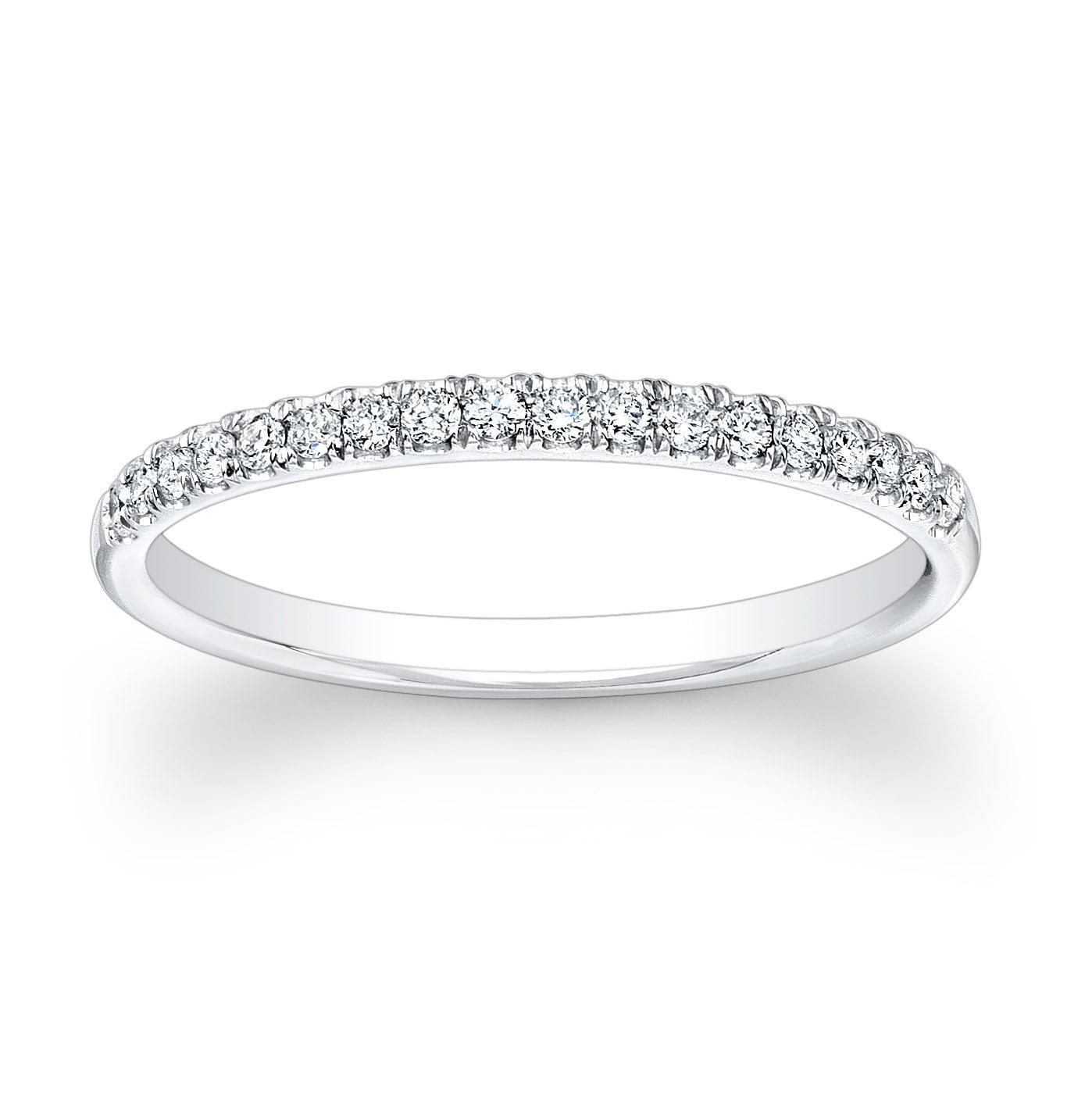Diamond Wedding Bands.Ladies Platinum And Diamond Wedding Band 0 20 Ctw G Vs2 Quality Diamonds